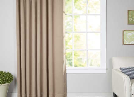 22 Screen Curtains For Patio, Lined Grommet Patio Panel In 3 Throughout Tacoma Double Blackout Grommet Curtain Panels (View 1 of 48)