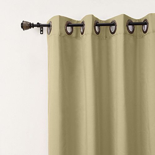 25 Best Solid Curtain Panels – Top Decor Tips With Solid Cotton Curtain Panels (View 41 of 47)