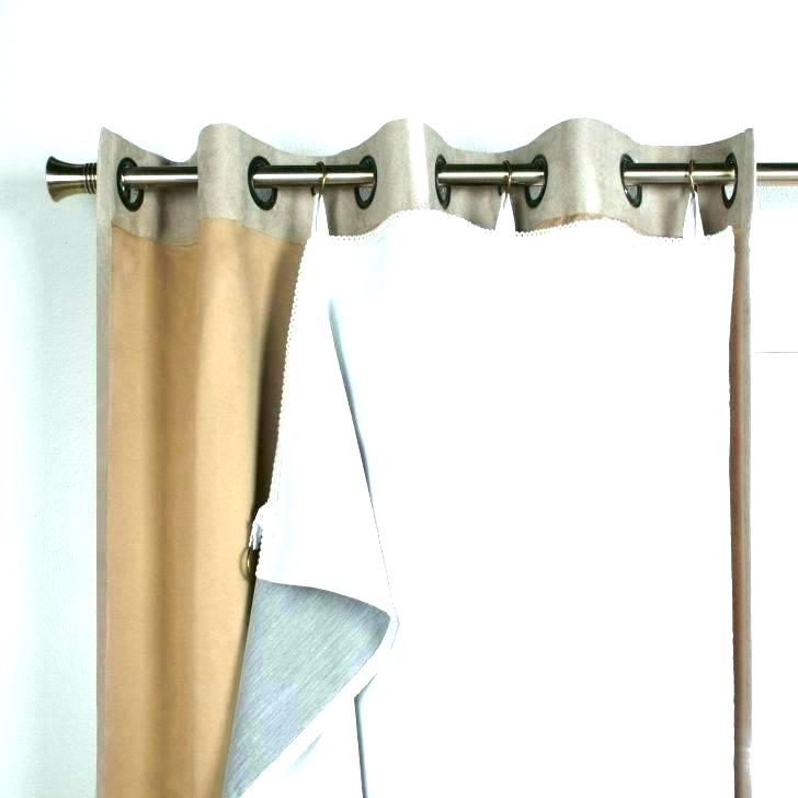 Inspiration about 36 Inch Blackout Curtains – Wethepeopleoklahoma For Ultimate Blackout Short Length Grommet Panels (#8 of 50)