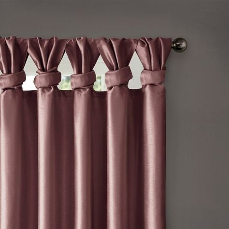 "52""x63"" Washed Cotton Twist Tab Curtain Oatmeal – Archaeo For Archaeo Washed Cotton Twist Tab Single Curtain Panels (View 3 of 21)"