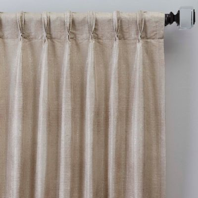 "52""x63"" Washed Cotton Twist Tab Curtain Oatmeal – Archaeo In Archaeo Washed Cotton Twist Tab Single Curtain Panels (View 4 of 21)"