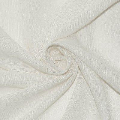 """52""""x84"""" Slub Textured Linen Blend Grommet Top Curtain Ivory Inside Archaeo Slub Textured Linen Blend Grommet Top Curtains (View 5 of 37)"""