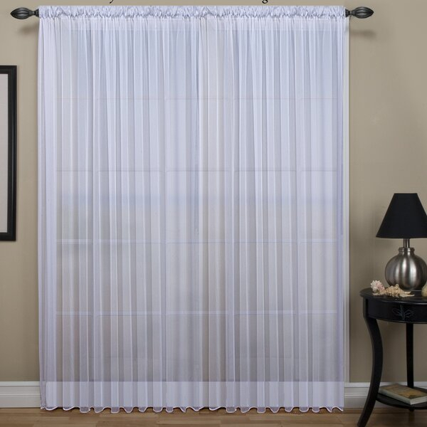 54 Inch Wide Curtains | Wayfair (View 14 of 36)