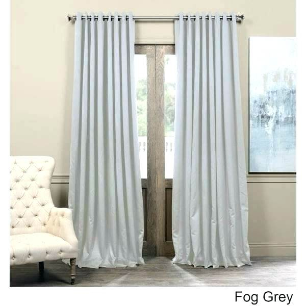 60 Inch Wide Curtain Panels – Conieadiviagensnews For Twig Insulated Blackout Curtain Panel Pairs With Grommet Top (#2 of 50)