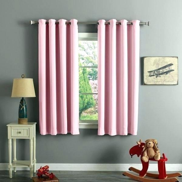 63 Grommet Curtain Panels Top Insulated Curtains Inch With Regard To Twig Insulated Blackout Curtain Panel Pairs With Grommet Top (#3 of 50)