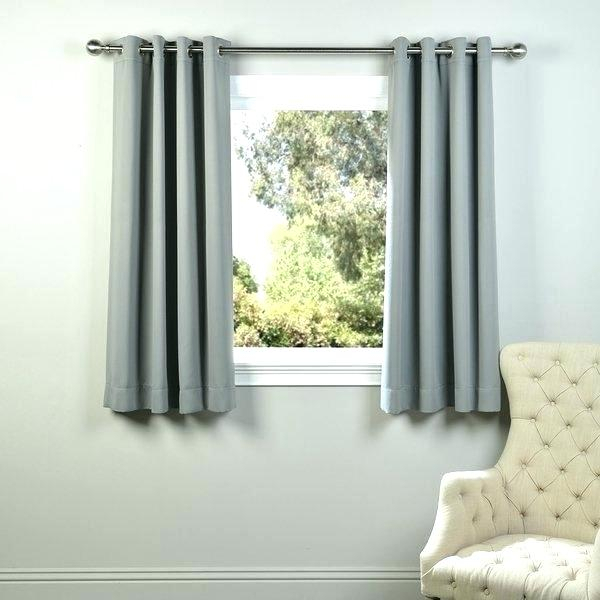 63 Inch Blackout Curtains – Fakesartorialist In Thermal Insulated Blackout Grommet Top Curtain Panel Pairs (#3 of 50)