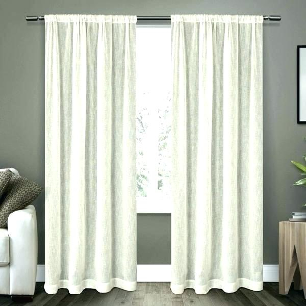 63 Inch Curtain Panel Pair – Antrenorpersonal In Insulated Cotton Curtain Panel Pairs (#2 of 50)