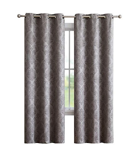 7 Best Blackout Curtains In 2019 (Updated + More) Pertaining To Embossed Thermal Weaved Blackout Grommet Drapery Curtains (View 5 of 42)