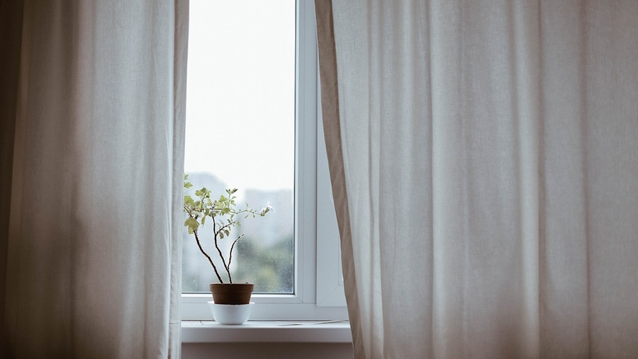 7 Reasons Why You've Been Hanging Drapes Wrong Your Entire Life Within Double Layer Sheer White Single Curtain Panels (View 7 of 50)
