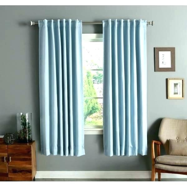 72 Inch Long Curtains – Jelajah For Solid Insulated Thermal Blackout Curtain Panel Pairs (View 47 of 50)