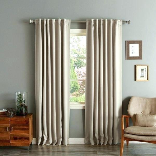 72 Inch Long Curtains – Jelajah Pertaining To Solid Insulated Thermal Blackout Long Length Curtain Panel Pairs (View 3 of 50)