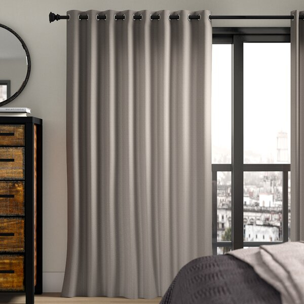 72 Inch Wide Curtains | Wayfair With Regard To Ocean Striped Window Curtain Panel Pairs With Grommet Top (#1 of 41)
