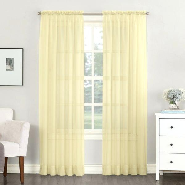 95 Curtain Panels – Zamami Throughout Arm And Hammer Curtains Fresh Odor Neutralizing Single Curtain Panels (View 13 of 50)