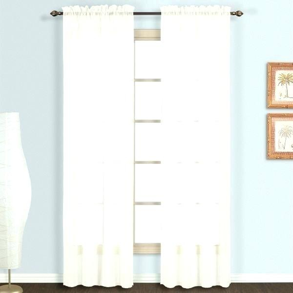 95 Inch Curtain Panel Pair – Ghanatours With Regard To Meridian Blackout Window Curtain Panels (#6 of 50)
