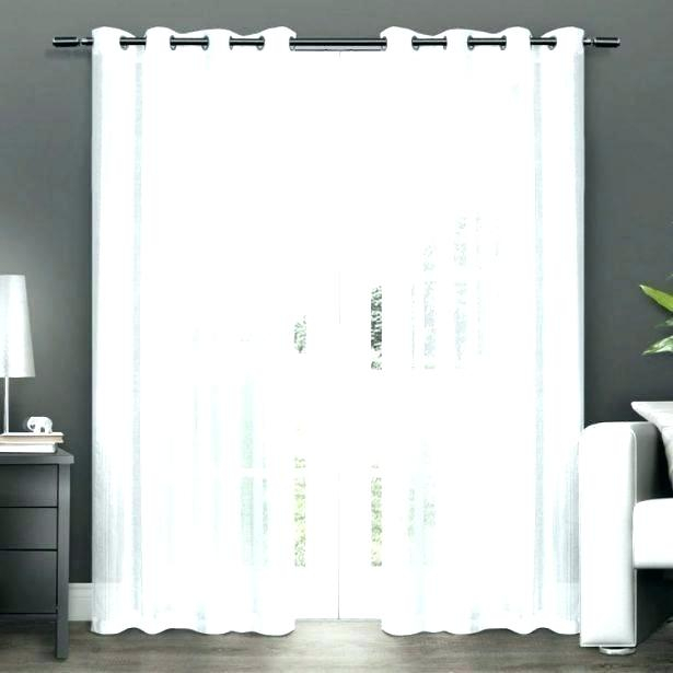 Inspiration about 96 Curtain Panels – Femaleentrepreneur.online Throughout Baroque Linen Grommet Top Curtain Panel Pairs (#22 of 48)