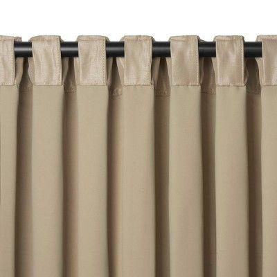 "All Seasons Blackout Window Curtain Panel – 52"" X 108 For All Seasons Blackout Window Curtains (View 5 of 48)"