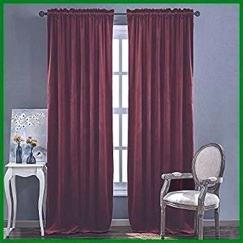 All Seasons Blackout Window Curtain Ruby Red Curtains N With Regard To All Seasons Blackout Window Curtains (View 8 of 48)