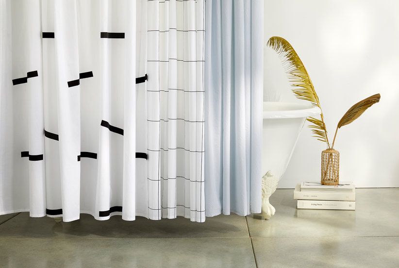 Amazing Deal On Madison Park Lyla Window Curtain Set, Lt Purple Pertaining To Kaylee Solid Crushed Sheer Window Curtain Pairs (#2 of 40)