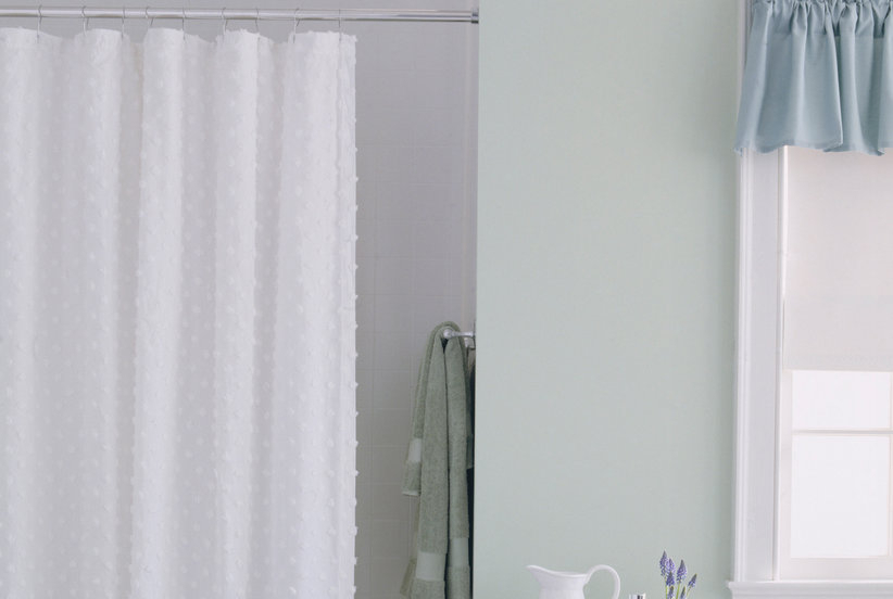"""Amazing Deals On Jamie Stripe Curtain, 50X96"""", Flax For Montpellier Striped Linen Sheer Curtains (#2 of 50)"""