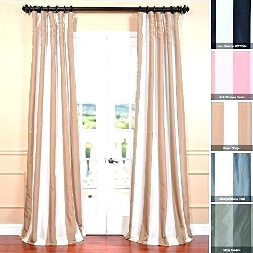 Appealing Sheer Curtains Bed Bath And Beyond In Archaeo Jigsaw Embroidery Linen Blend Curtain Panels (#3 of 25)