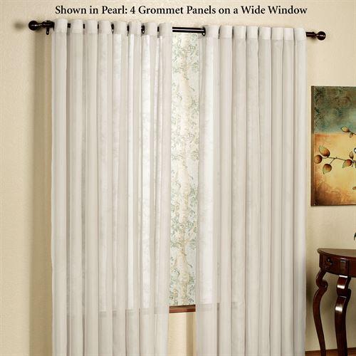 "Arm And Hammer 95"" Curtain Fresh Odor Neutralizing Curtain Panel 59 X 95 With Arm And Hammer Curtains Fresh Odor Neutralizing Single Curtain Panels (View 3 of 50)"