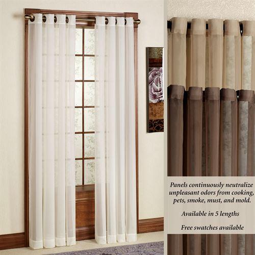 Arm And Hammer Curtain Fresh Odor Neutralizing Curtain Panels For Arm And Hammer Curtains Fresh Odor Neutralizing Single Curtain Panels (View 2 of 50)