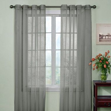Popular Photo of Arm And Hammer Curtains Fresh Odor Neutralizing Single Curtain Panels