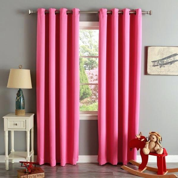 Aurora Home Curtains – Jasminesoftware (View 12 of 50)