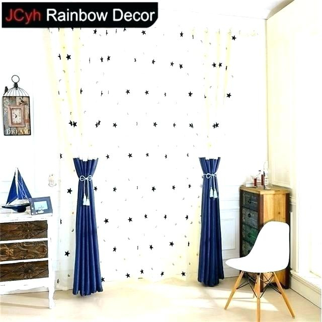 Aurora Home Curtains – Lifecityny With Regard To Star Punch Tulle Overlay Blackout Curtain Panel Pairs (#9 of 50)