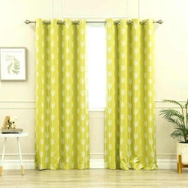Aurora Home Curtains News Lace Overlay – Juani For Mix And Match Blackout Blackout Curtains Panel Sets (#3 of 50)