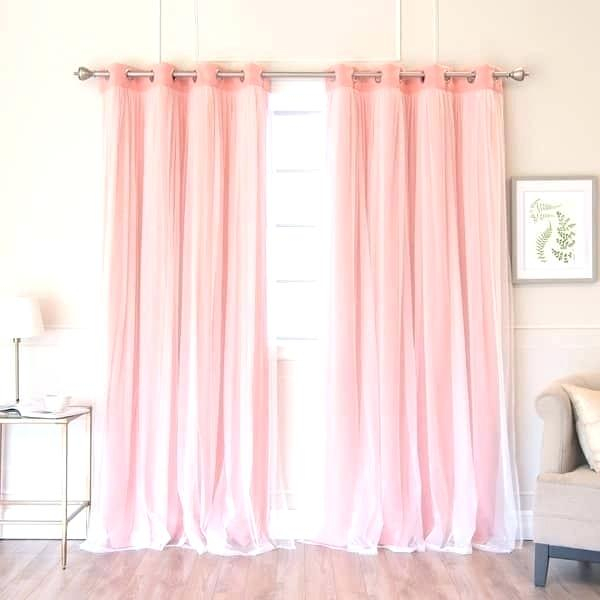 Aurora Home Curtains – Zagaasportsfoundation For Mix And Match Blackout Tulle Lace Sheer Curtain Panel Sets (#8 of 50)