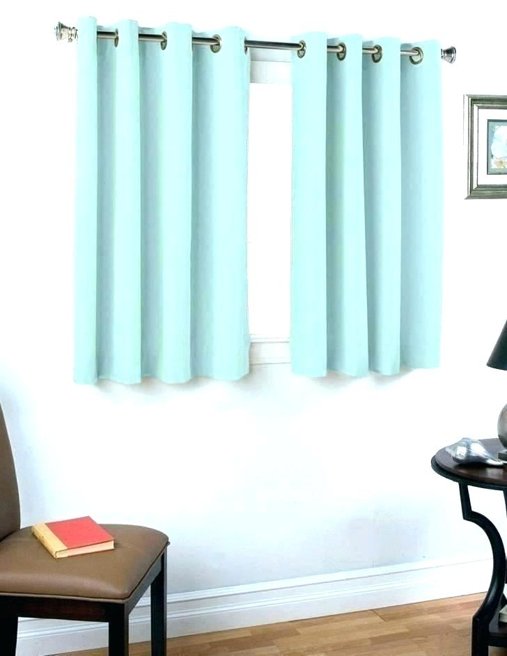 Aurora Home Insulated Thermal Blackout 84 Inch Curtain Panel For Solid Insulated Thermal Blackout Long Length Curtain Panel Pairs (View 46 of 50)