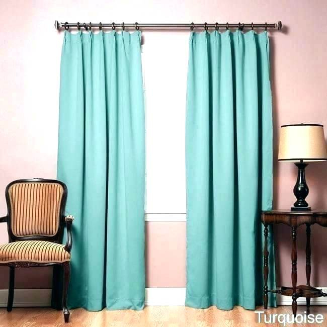 Aurora Home Star Punch Tulle Overlay Blackout Curtains Thermal Within Star Punch Tulle Overlay Blackout Curtain Panel Pairs (#19 of 50)
