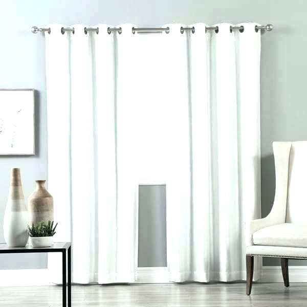 Aurora Home Thermal Insulated Blackout Grommet Top Curtain Within Thermal Insulated Blackout Grommet Top Curtain Panel Pairs (#12 of 50)