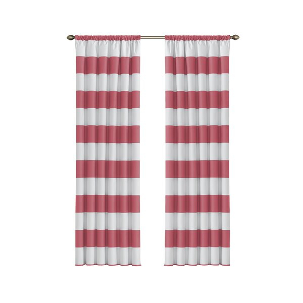 Baby & Kids Curtains Pertaining To Star Punch Tulle Overlay Blackout Curtain Panel Pairs (#20 of 50)