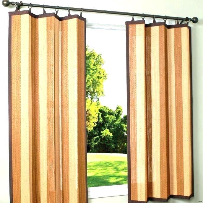 Bamboo Curtain Panels – Seolanka (View 27 of 38)