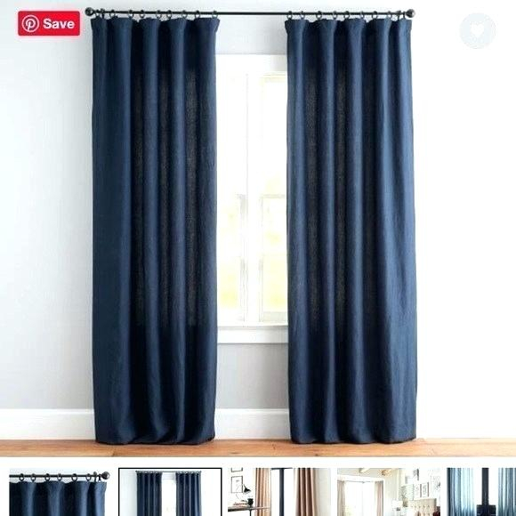 Belgian Linen Curtains – Soflo With Regard To Belgian Sheer Window Curtain Panel Pairs With Rod Pocket (View 7 of 46)