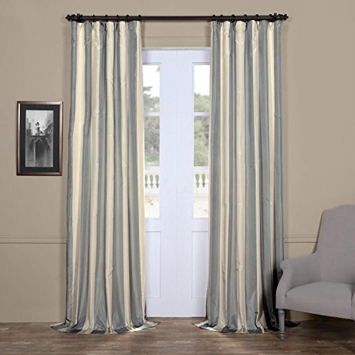 Best 20 Grey Window Treatments – Top Decor Tips With Tassels Applique Sheer Rod Pocket Top Curtain Panel Pairs (View 7 of 45)