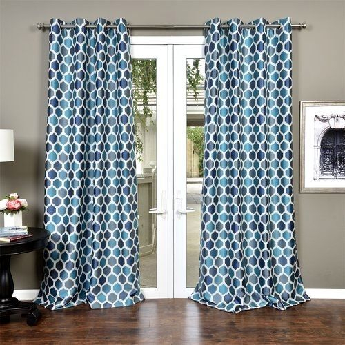 Best Concept Room Darkening Grommet Curtains – Adaziaire (View 7 of 39)