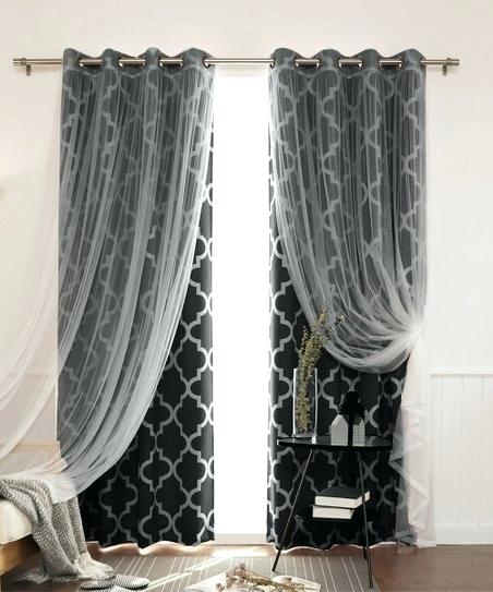 Best Home Fashion Blackout Curtains – Yurimun With Regard To Mix And Match Blackout Blackout Curtains Panel Sets (#17 of 50)