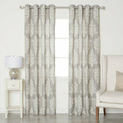 Best Home Fashion Linen Blend Grommet Top Curtain Panels Throughout Archaeo Slub Textured Linen Blend Grommet Top Curtains (View 13 of 37)