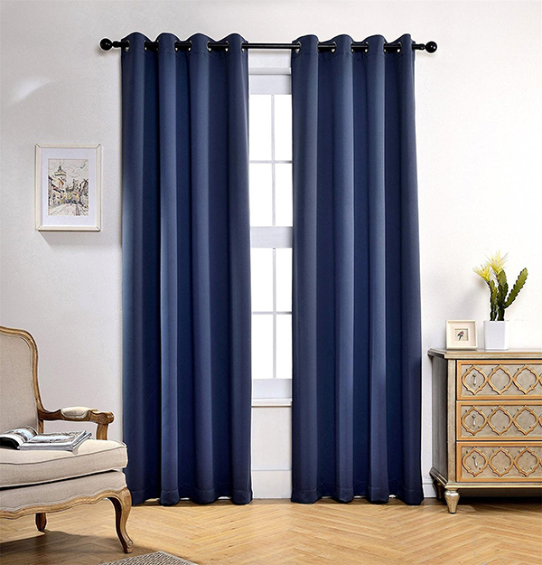 Best Insulated Blackout Curtains | Apartment Therapy Throughout Moroccan Style Thermal Insulated Blackout Curtain Panel Pairs (View 11 of 50)