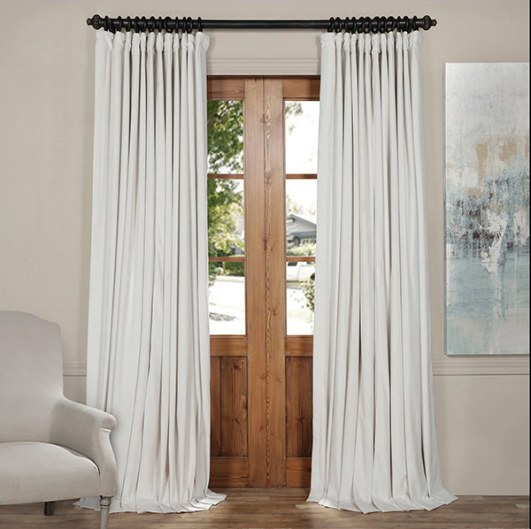 Best Insulated Blackout Curtains | Apartment Therapy Throughout Solid Cotton True Blackout Curtain Panels (#11 of 50)