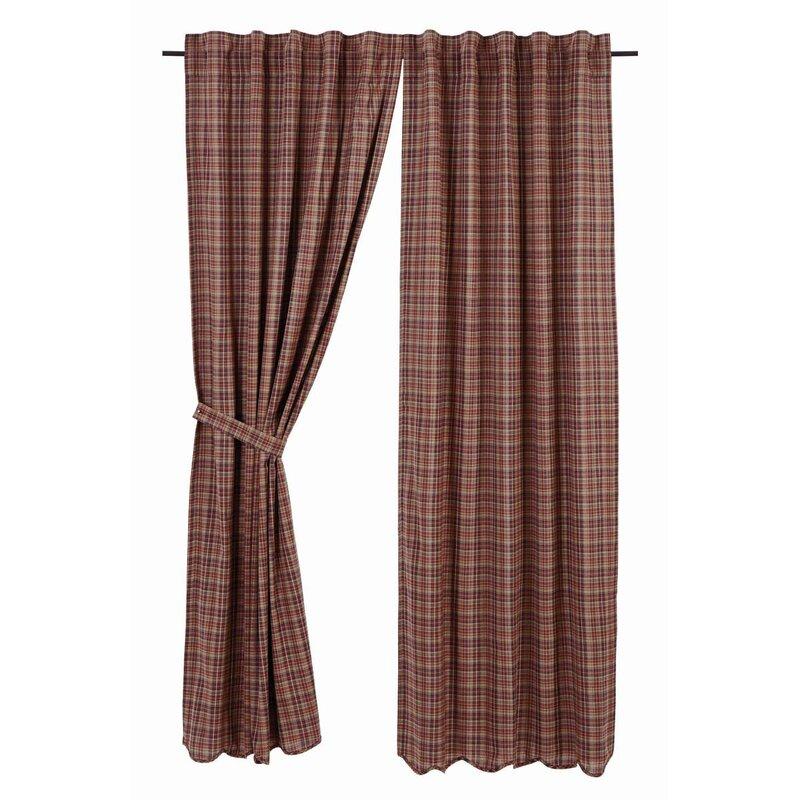 Beth Curtain Panels Pertaining To Heritage Plush Velvet Single Curtain Panels (View 4 of 50)