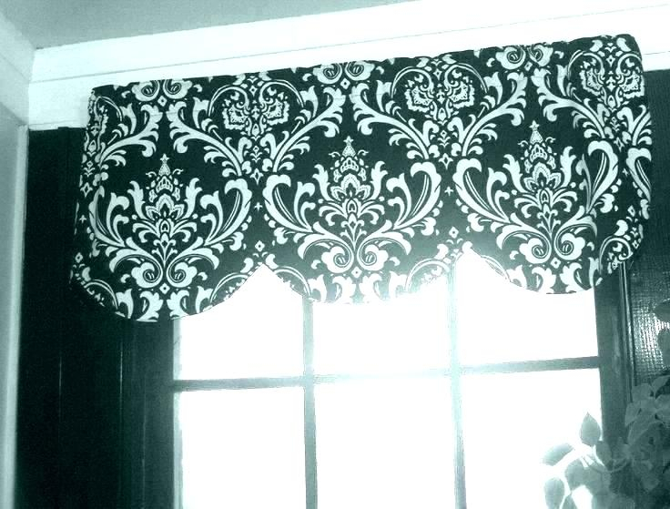 Black Damask Curtains – Himvalleymanali (#10 of 50)