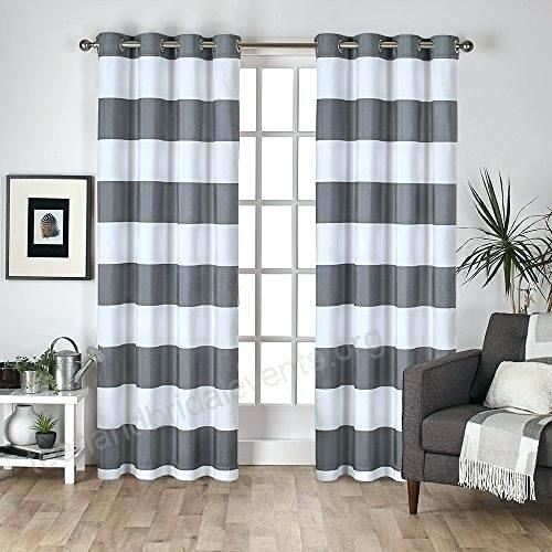 Black Pearl Curtains Textured Kochi Window Linen Thermal Regarding Kochi Linen Blend Window Grommet Top Curtain Panel Pairs (#4 of 36)