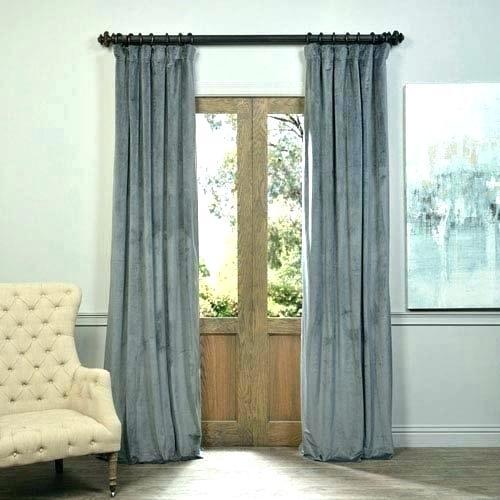 Black Velvet Curtains – Cheshiredating (#9 of 48)