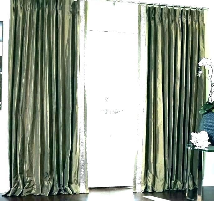 Black Velvet Curtains – Holyhealthcare In Warm Black Velvet Single Blackout Curtain Panels (#11 of 48)