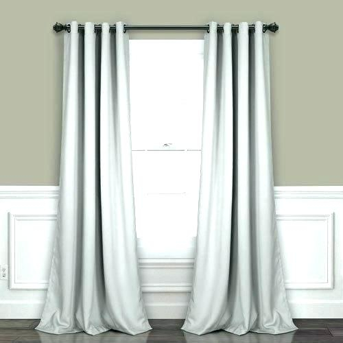 Blackout Curtain Panels Canada – Renover Appartement With Regard To Twig Insulated Blackout Curtain Panel Pairs With Grommet Top (#14 of 50)