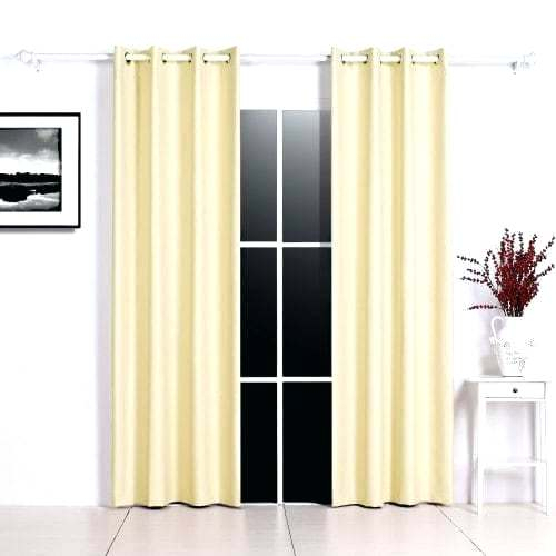 Blackout Curtain Set – Yurimun Pertaining To Superior Leaves Insulated Thermal Blackout Grommet Curtain Panel Pairs (#11 of 50)